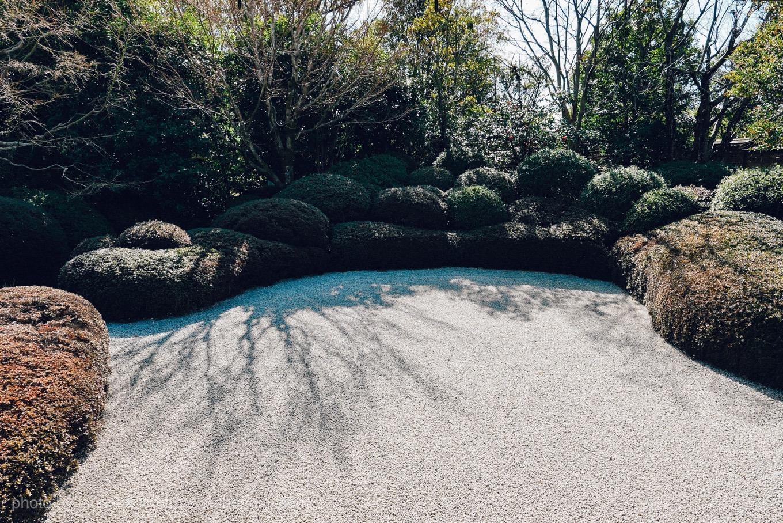 丈山苑 庭