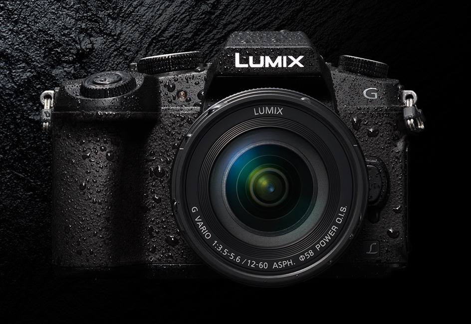 LUMIX DMC-G8