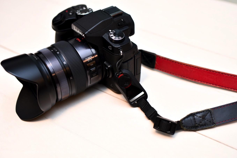 ルミックス G8 カメラストラップ