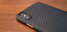 iPhone Xのカメラを修理しました。パーツ交換で写真が黄色っぽく写る症状も改善!