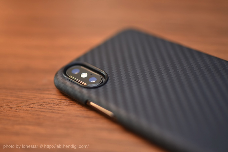 iPhone X カメラ 修理