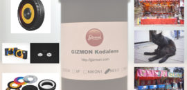 GIZMON Kodalens レビュー Kodak スナップキッズ譲りのゆるい写りが魅力のパンケーキレンズ!