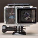 TEC.BEAN 4Kアクションカメラ T3 レビュー