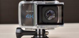 TEC.BEANの4KアクションカメラT3は手ブレ補正が凄すぎる!HERO6の5分の1の価格でこの性能なら大満足!