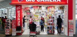 ビックカメラがセントレア免税店に登場「Air BIC CAMERA 中部国際空港セントレア店 2号店」に行ってきた!