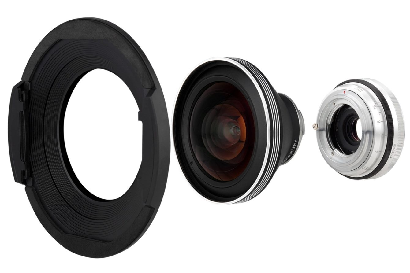 Naiad 3.8/15 Art Lens