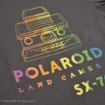 ポラロイド Tシャツ