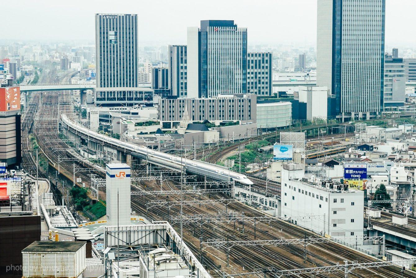 名駅 撮影スポット
