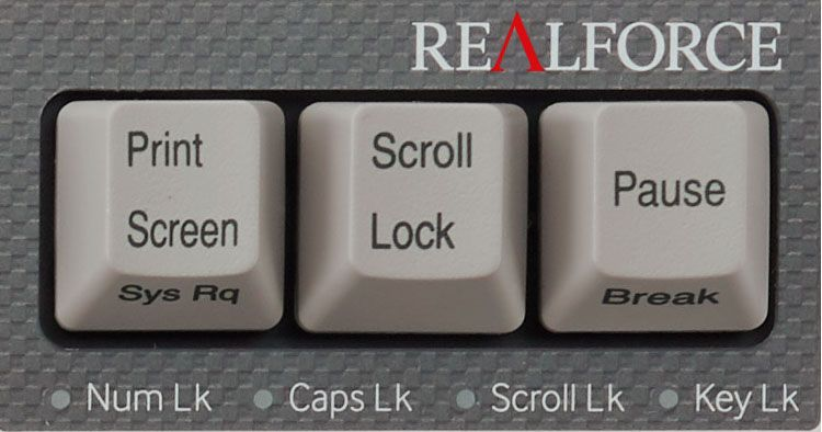 REALFORCE R2 テンキーレス PFU Limited Edition