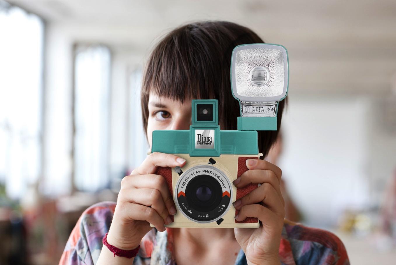 ダイアナ インスタントカメラ