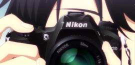 TVアニメ「多田くんは恋をしない」主人公はニコンD7200を愛用!シャッター音もすべて実機から録音!