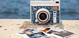 ロモのインスタントカメラ「LOMO'INSTANT AUTOMAT」に地中海の海岸をイメージしたサマーエディション登場!