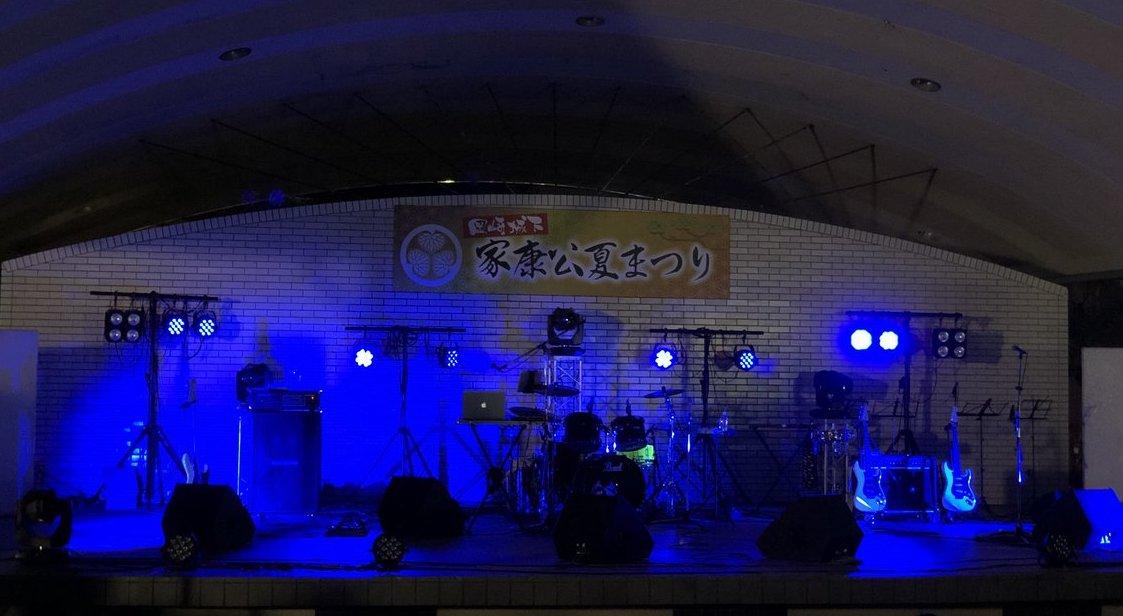 籠田公園 ライブ
