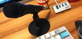 音声配信の録音はマイクが便利!ソニーのPCマイク「ECM-PCV80U」をMacで使ってみた。