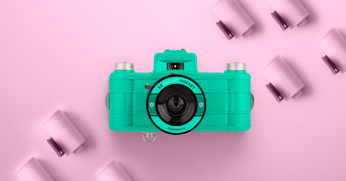 Sprocket Rocket Teal 2.0