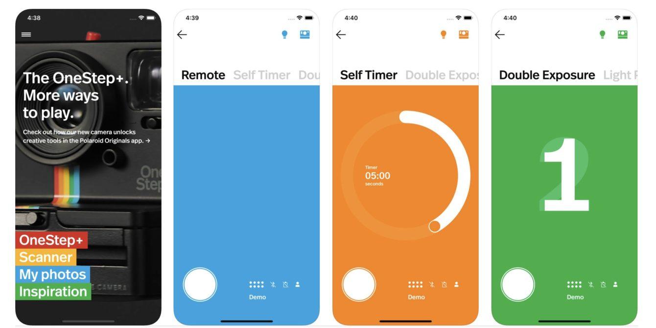 ポラロイド オリジナル アプリ
