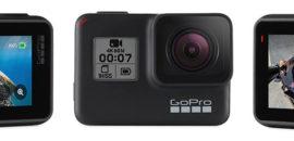 GoProが新モデル「HERO7シリーズ」を発表!Blackは手ぶれ補正機能が最強で欲しくなる!