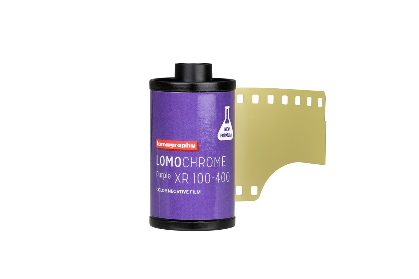 2019 LomoChrome Purple Film