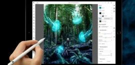 夢が膨らむ!ついにiPadで「Photoshop CC」が使えるように!2019年に登場予定!