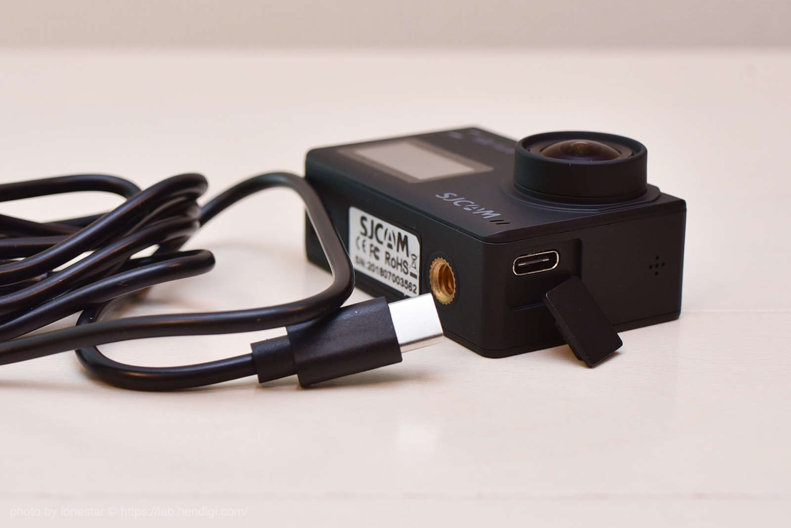 SJCAM アクションカメラ