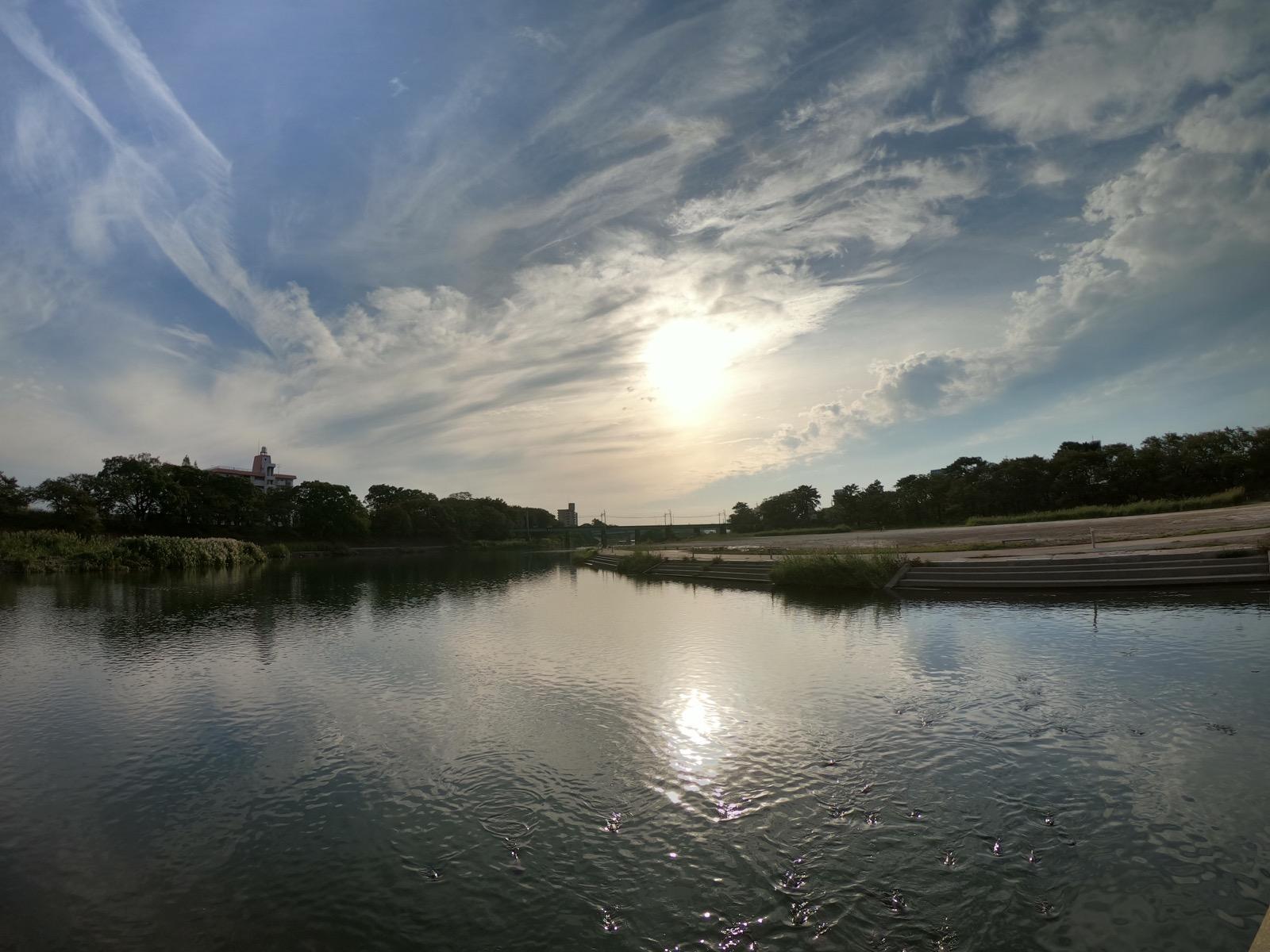 GoPro スーパーフォト 作例写真