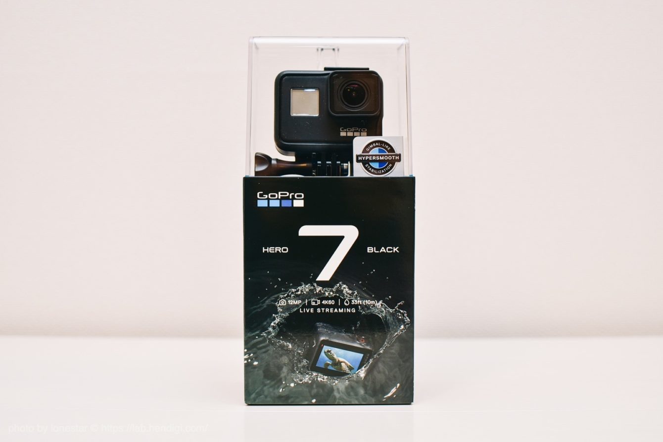 GoPro 7 ブラック