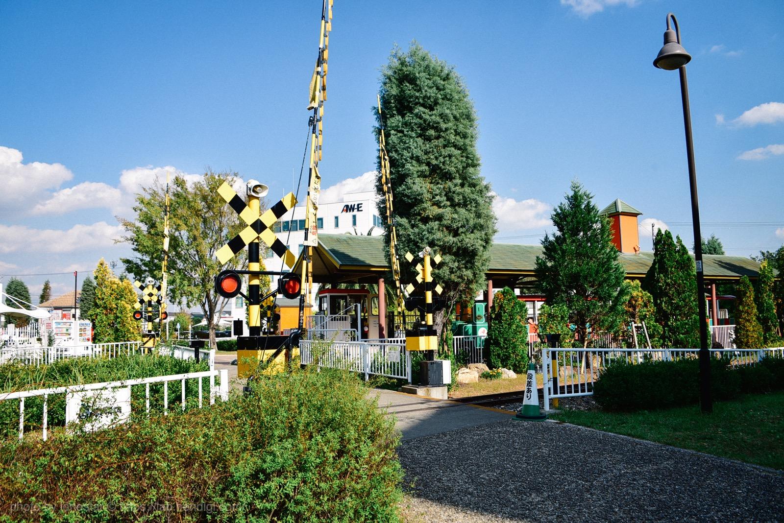 堀内公園 メルヘン号