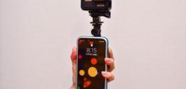 GoPro7ブラックをiPhoneに吸盤マウント「トライポッド吸盤マウント」レビュー