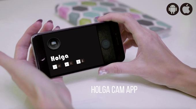 ホルガプリンター アプリ