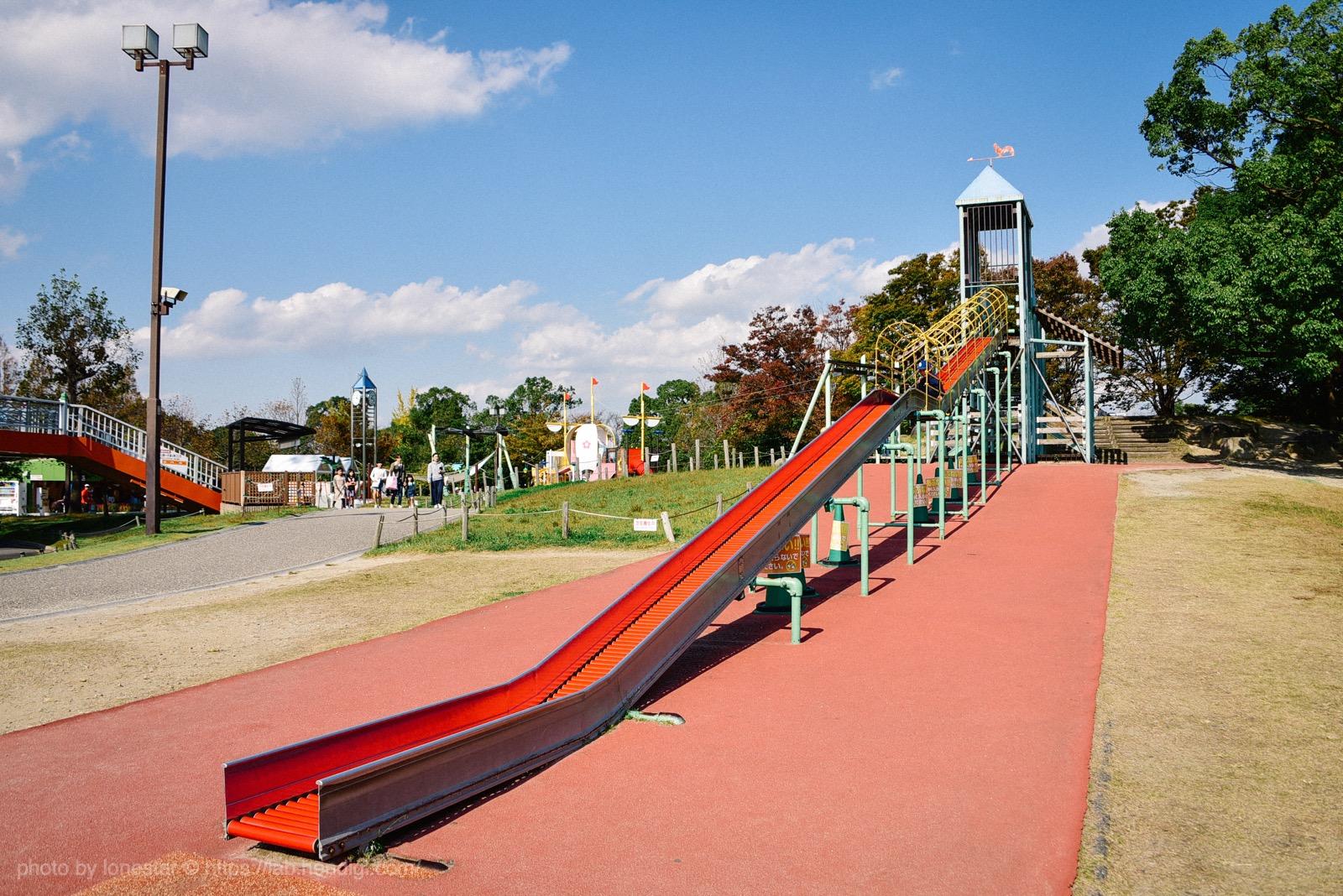 堀内公園 遊具