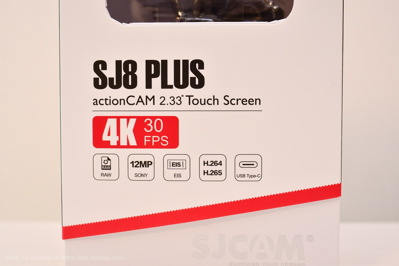 SJ8 Plus スペック