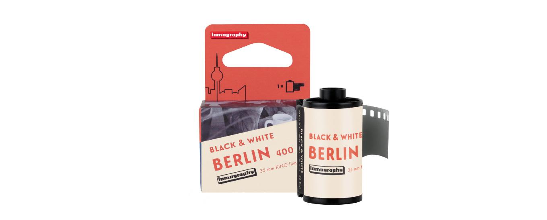 B&W 400 35 mm Berlin Kino Film