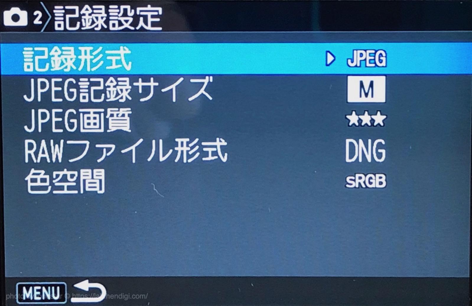PENTAX K-70 JPEG 転送 スマホ