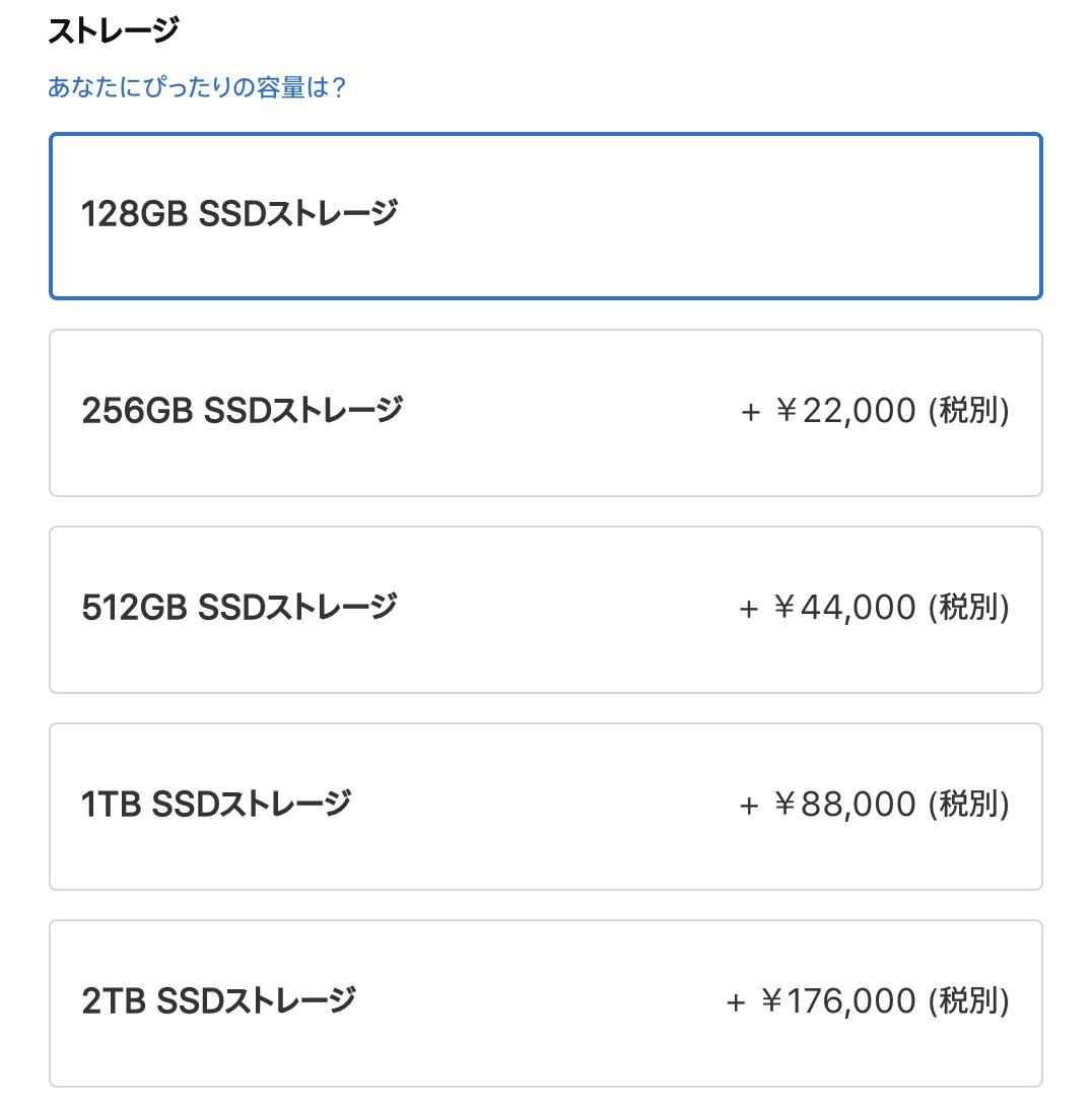 Mac mini 2018 SSD