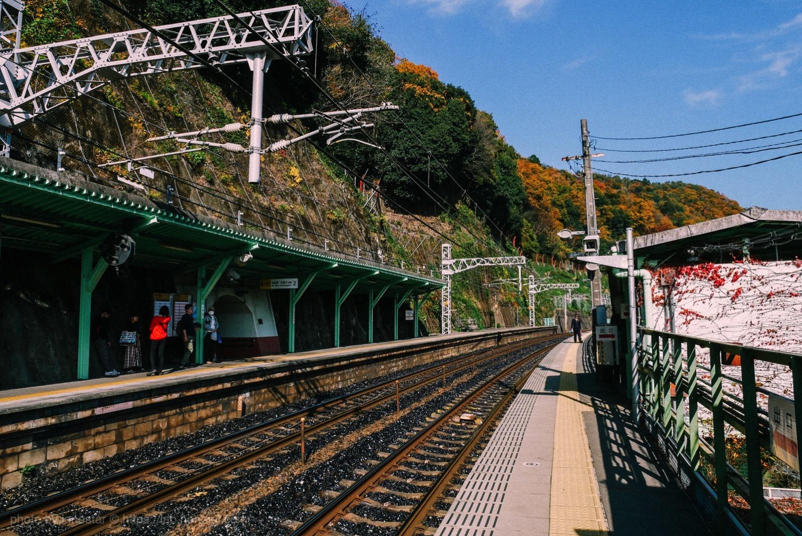 JR中央線 定光寺駅