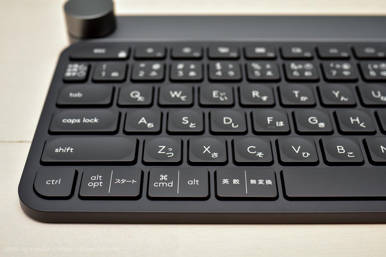ロジクール クラフト Mac