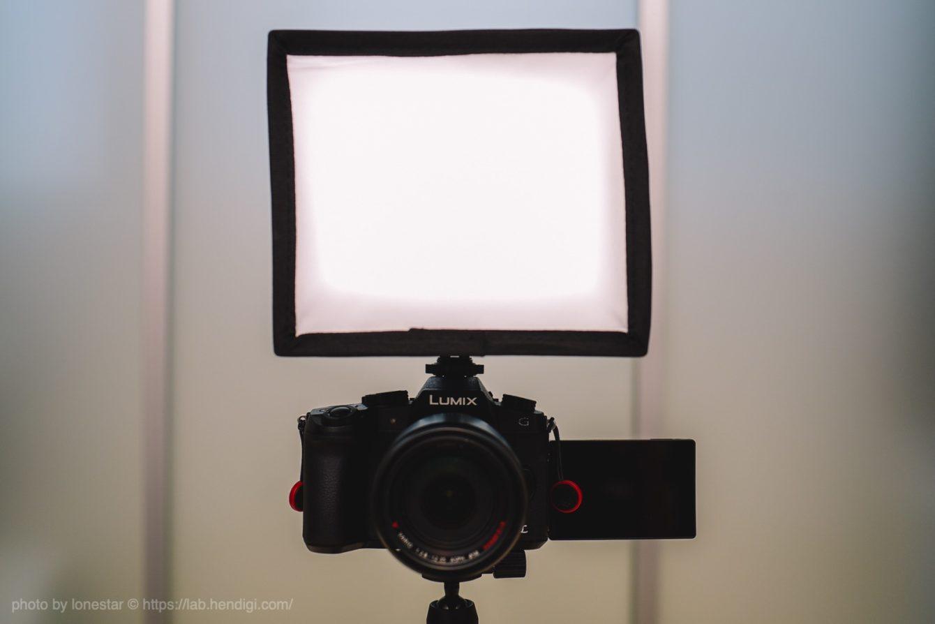 ビデオライト ディフューザー
