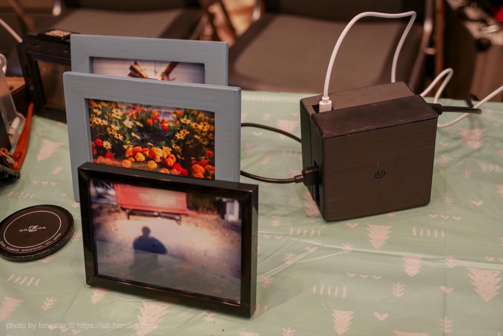 ディープラーニングを使ったアナログカメラシミュレータ