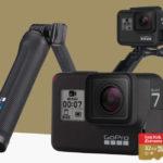 GoPro HERO7 Black 3WAY セット