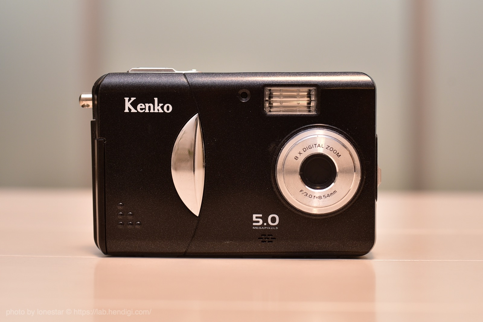Kenko DSC517 レビュー