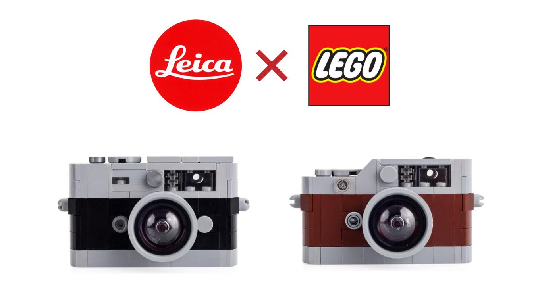 ライカ レゴ Mカメラ