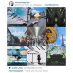 instagram ベスト ナイン 2019