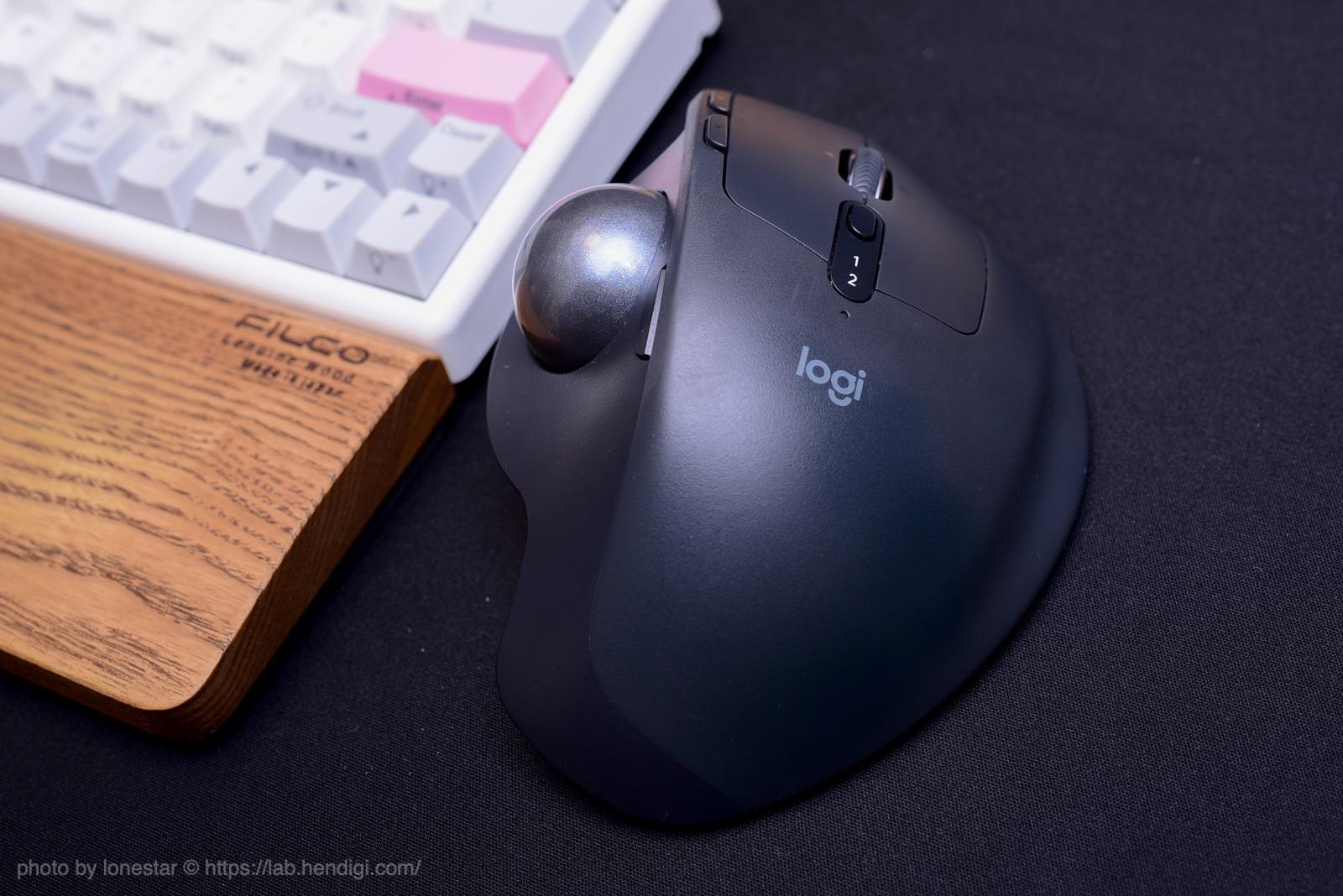 トラックボール マウス MX ERGO
