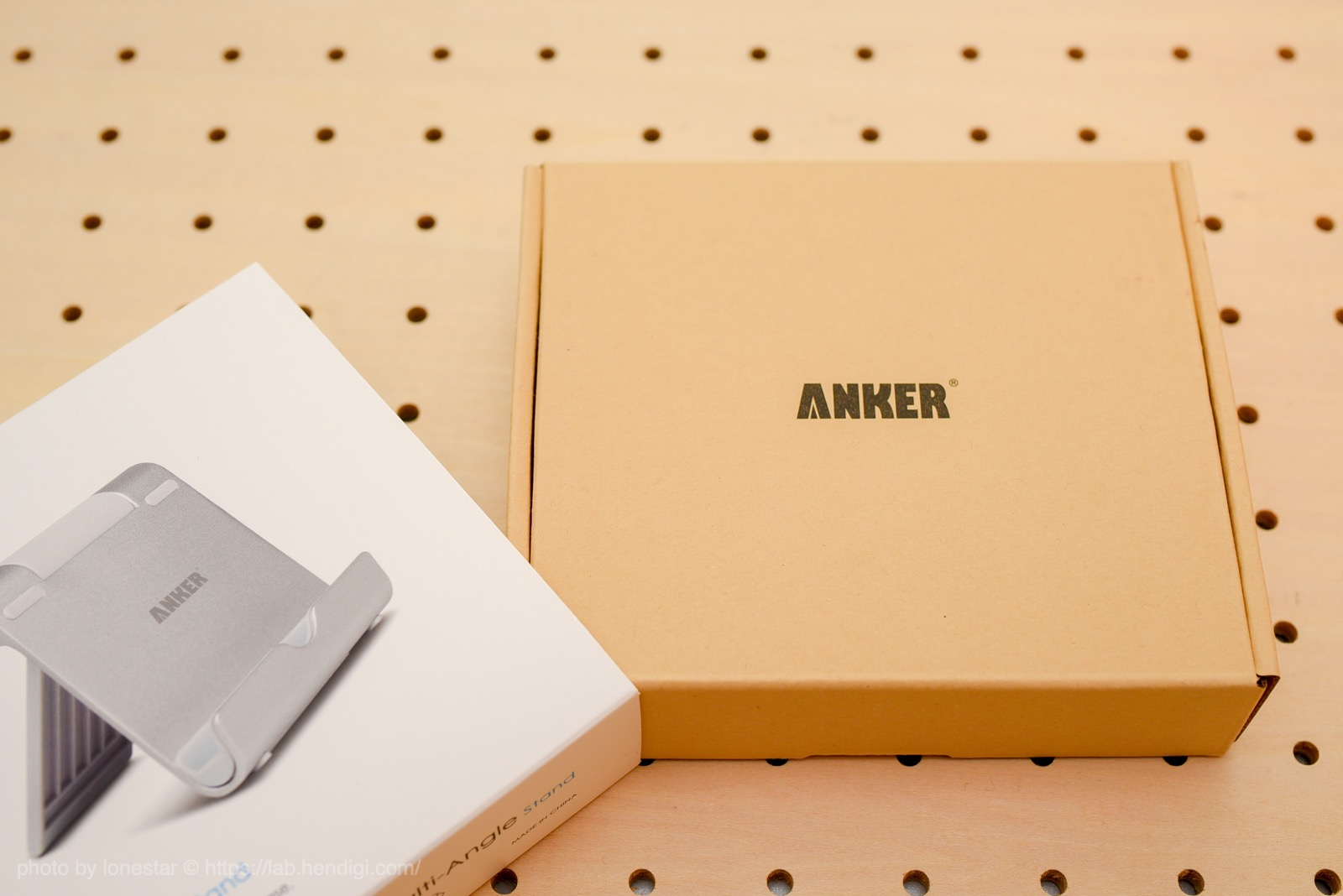 Anker タブレット用スタンド