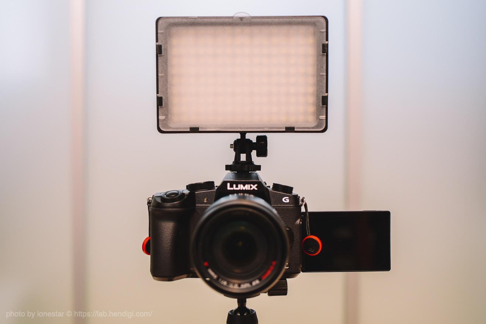 LUMIX DMC-G8 照明
