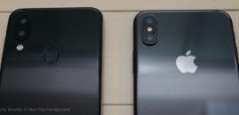1万円以下でiPhoneに激似の中華スマホ「UMIDIGI A3 Pro」レビュー