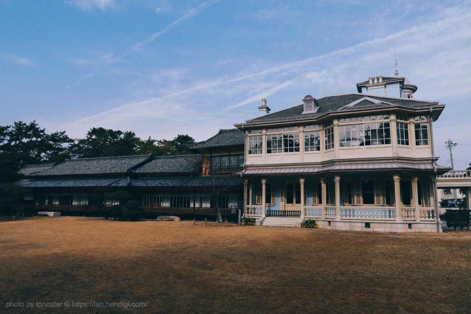 旧諸戸清六邸