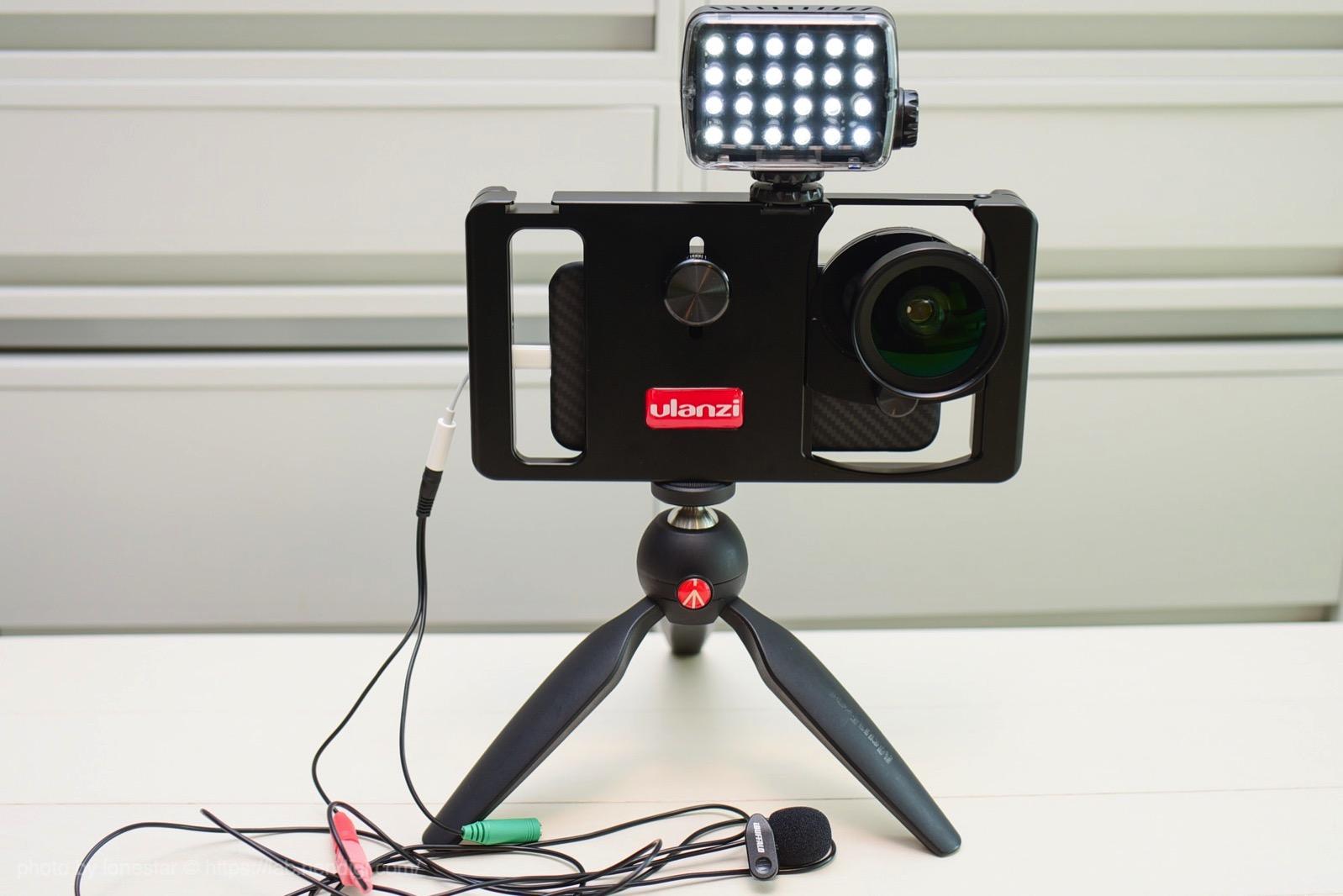 iPhone Vlog 撮り方
