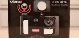 iPhoneで本格的なVlog(ビデオブログ)を撮影するならUlanzi U-Rig Metalが便利です!