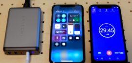 iPhoneで高速充電した事ある?Apple純正のUSB-C - LightningケーブルをSatechiのトラベルチャージャーで使ってみた!
